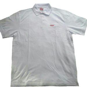 FP white polo